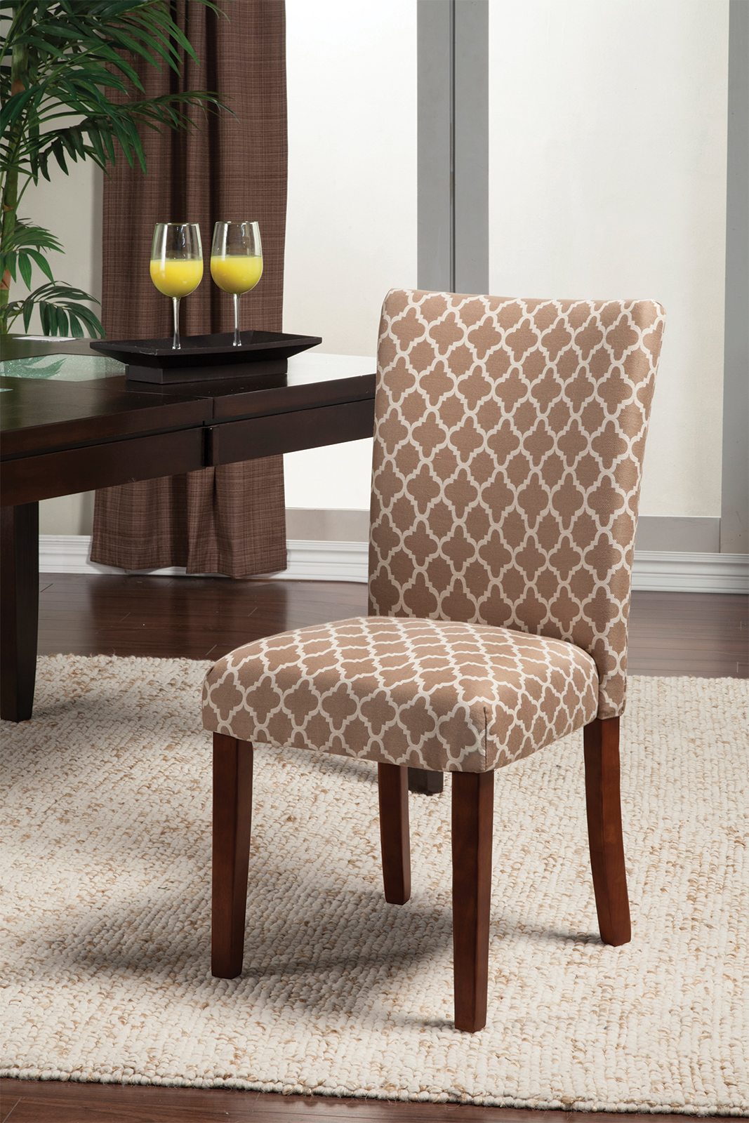 PARSONS CHAIRS (Pack of 2)