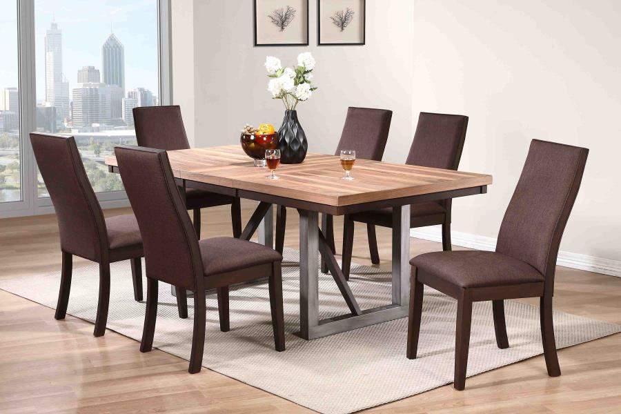 Coaster SPRING CREEK DINING TABLE 106581 Coaster