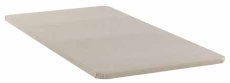C KING SPLIT BUNKIE BOARD