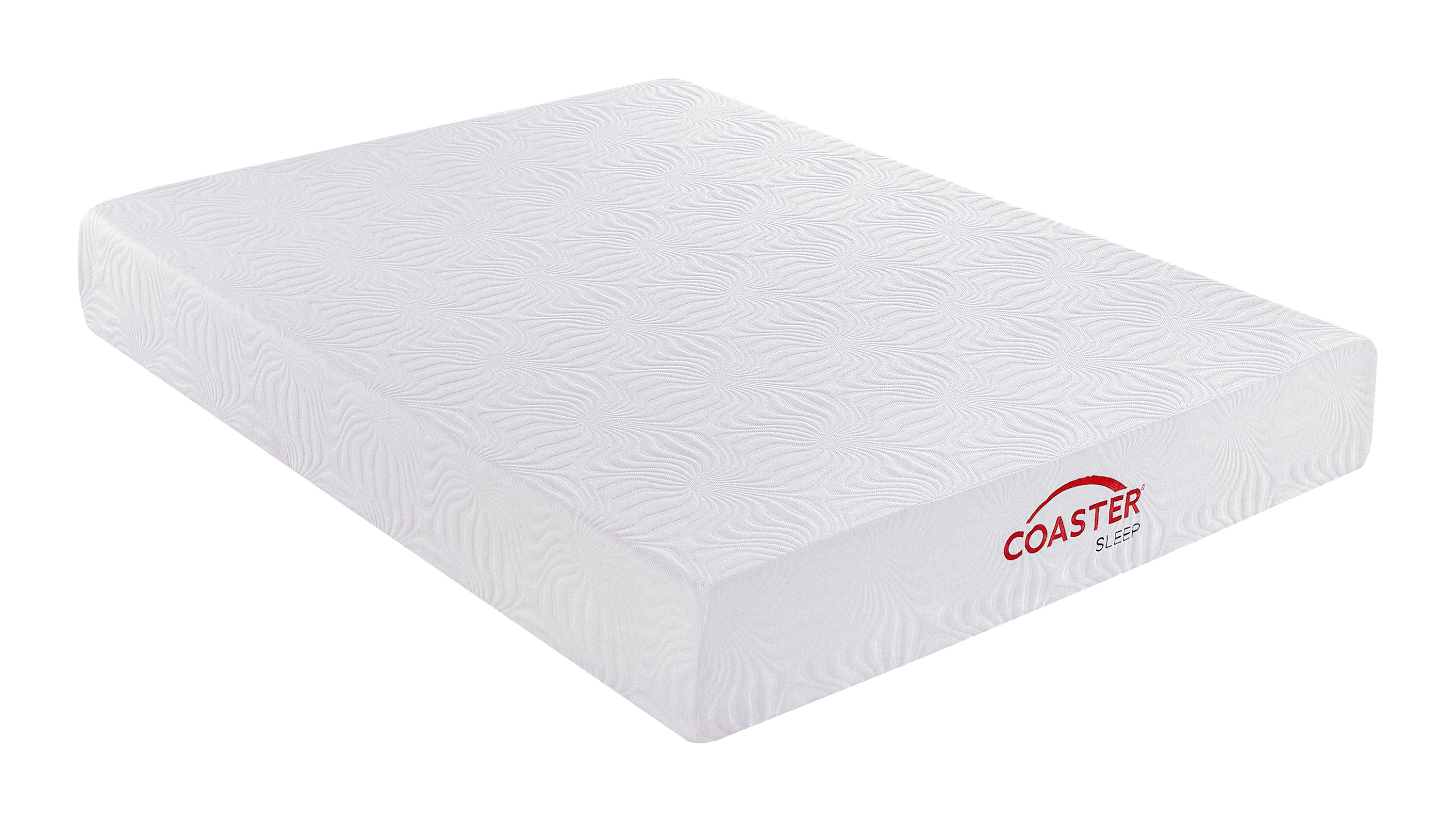 "10"" TWIN MEMORY FOAM MATTRESS"