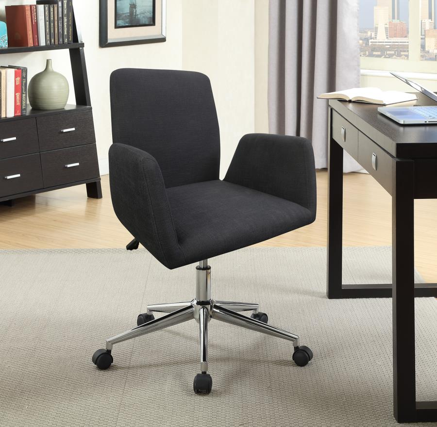 & Coaster Office Chair 801484 u2014 Galleria Furniture